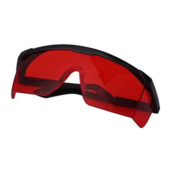 Piros kék fény blokkoló szemüveg