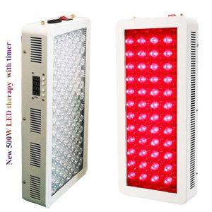 Vörös Infravörös LED Fényterápia 500W (850nm:660nm)