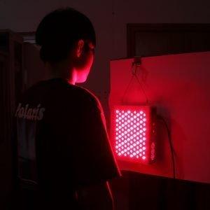 Vörös & Infravörös Fényterápia  100LED