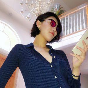 Esti Kék Fény Szűrő Szemüveg – Kelly