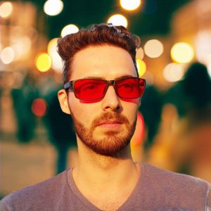 Esti Kék Fény Szűrő Szemüveg – Gabriel