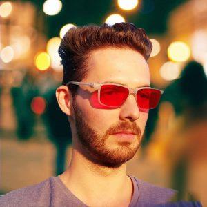 Esti Kék Fény Szűrő Szemüveg – Marvel