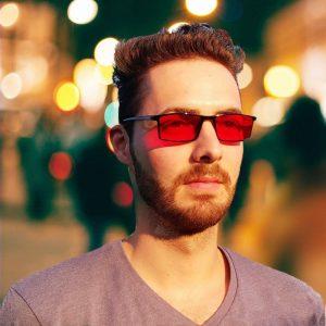 Esti Kék Fény Szűrő Szemüveg – Bernard