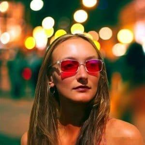 Esti Kék Fény Szűrő Szemüveg – Popp