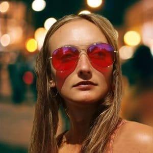 Esti Kék Fény Szűrő Szemüveg – Aviator
