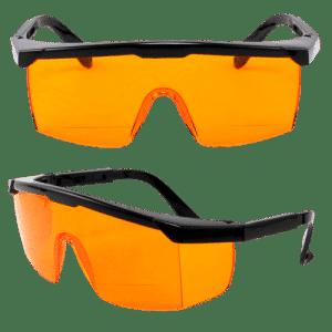 Kék Fény Blokkoló szemüveg – Biohacker