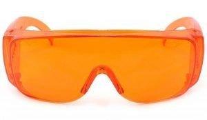 fitover narancs kék fény szűrő szemüveg